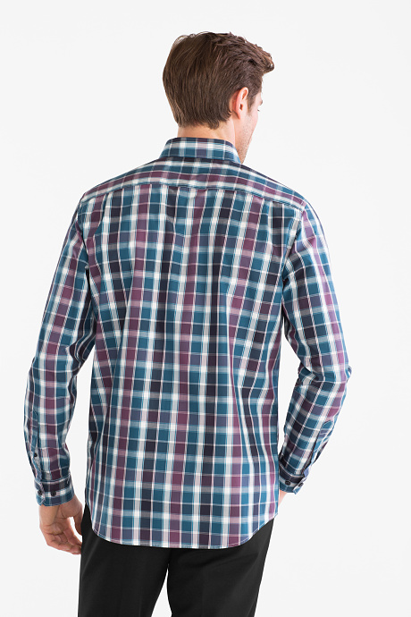 Westbury Premium - Buisniss košeľa - Regular Fit - Button down